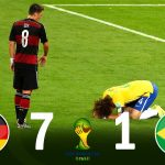 【ミネイロンの惨劇】ブラジルvsドイツ 1-7 ワールドカップ 2014準決勝 【伝説の試合】