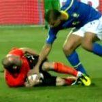 2010 南アフリカWC 準々決勝ブラジル vs オランダ