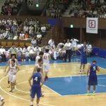 バスケットボール2015男子 日本代表×チェコ代表
