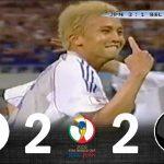 [伝説の試合] 2002日韓W杯 日本vsベルギー