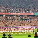 思わず涙がこぼれた 日本国歌「君が代」斉唱 日本対スコットランド ラグビーワールドカップ2019