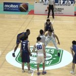 第59回関東大学バスケットボール新人戦《準決勝・順位決定戦》