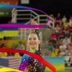 【リオオリンピック】女子新体操選手の美しい演技!『感動ムービー』(Gymnastics impressed video)