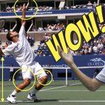 【テニス】サーブフォームが綺麗な選手TOP7