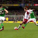 【ハイライト】アイルランド×デンマーク「W杯予選 プレーオフ 2nd leg」