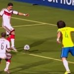 サッカーW杯準決勝「ブラジルVSドイツ」ゲームで予想 逆転につぐ逆転の結末は #the 2014 FIFA World Cup Brazil #game