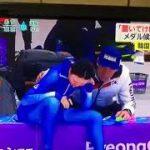 【オリンピック】韓国炎上パシュート