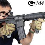 S&T COLT M4 CQB-R 安価 軽量 トリガー軽い スポーツラインG3 電動ガン  エアガン レビュー