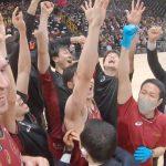 【速報】バスケ日本一へ。去年決勝で破れたリベンジを果たし、天皇杯優勝しました!!!