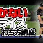【テニス】試合でも使える絶対に浮かないスライスの打ち方講座!〈ぬいさんぽ〉
