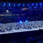 リオオリンピック!開会式の模様