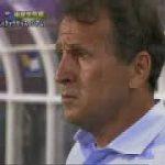 2005年サッカー ワールドカップ予選 日本vs北朝鮮 後半