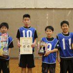 第4回沼津燦々3×3バスケットボール交流大会 U12