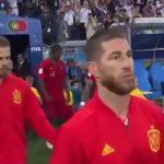 ⚽【ロシアW杯2018】互いに譲れない王者の誇りを賭けた闘い!スペインVSポルトガル ハイライト