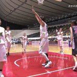 全日本総合バスケットボール選手権2013 女子決勝 JX vs トヨタ