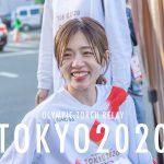【東京2020オリンピック】車椅子で走る感動の聖火リレー in 熊本県玉名市