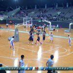 U14福島県vsU14青森県(平成29年度東日本選抜バスケットボール大会)