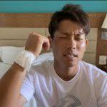 【報告】怪我しました。プロテニス選手の怪我との付き合い方