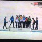 感動!!16年ぶりジャンプ団体 銅メダル ソチオリンピック