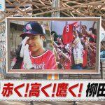 【スポーツキラリ★】赤く!高く!鷹く!柳田3発