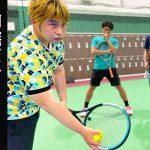 【サーブ改善】スタテニを見るだけでテニスは上手くなることが証明されました〜見てる量だけは負けないスタッフがテニスしてみた〜