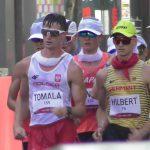 東京オリンピック2020 男子 競歩 50km Tokyo Olympic Games 2020 Men's Racewalking 50km  Dawid Tomala (Poland)