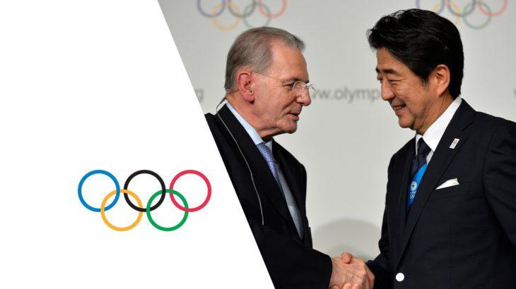 東京2020/国際オリンピック委員会の記者会見