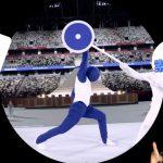 東京オリンピック開会式 2021   ピクトグラム   海外の反応
