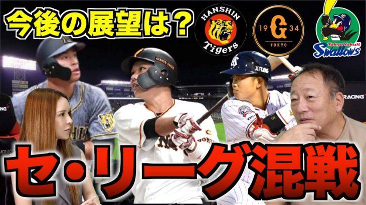 【一番心配は〇〇】セリーグの今後の展開について語ります!!【プロ野球ニュース】