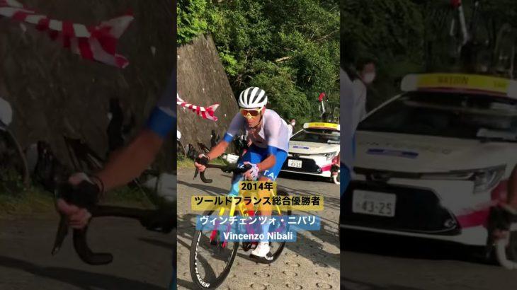 東京オリンピック 日本の激坂に苦しむワールドクラスの選手たち