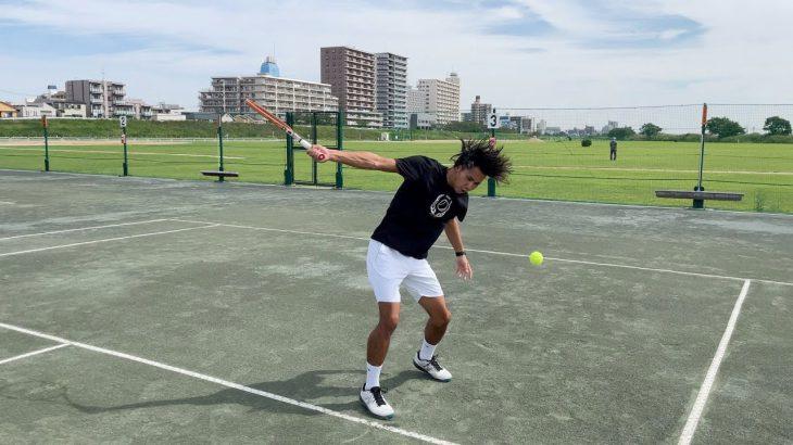 イレギュラーって言い訳する奴【テニス】【あるある】