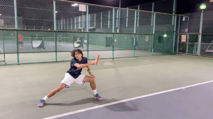 【テニス】足怪我したふりして鬼強くなる奴【あるある】