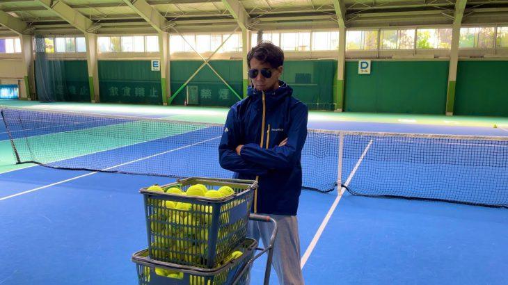 【テニス】パチンコに行きたくて仕方がない監督