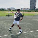 【テニス】骨折してるのに超強いやつ