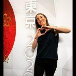 東京オリンピック あのコンビニおにぎりのカナダのおねえさんから、日本人へ感謝のメッセージ