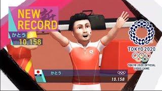 東京2020オリンピックやる