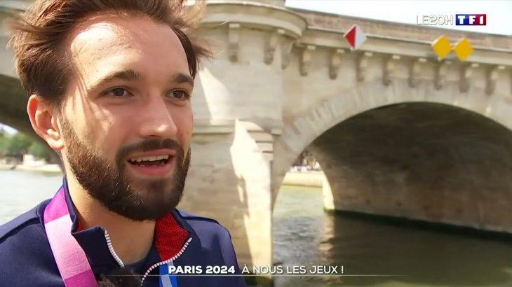 オリンピック 東京からパリへ